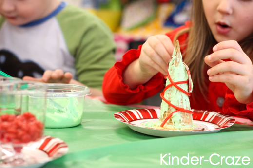 Frosted Christmas Trees… MUST remember these great ideas next Christmas!