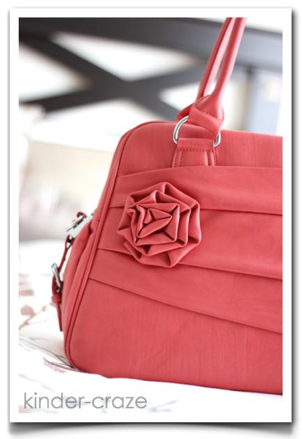 Rose Coral camera bag from Jo Totes