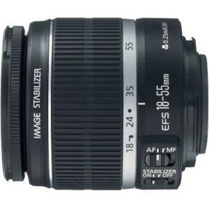 Canon 18-55mm/f3.5-5.6 lens