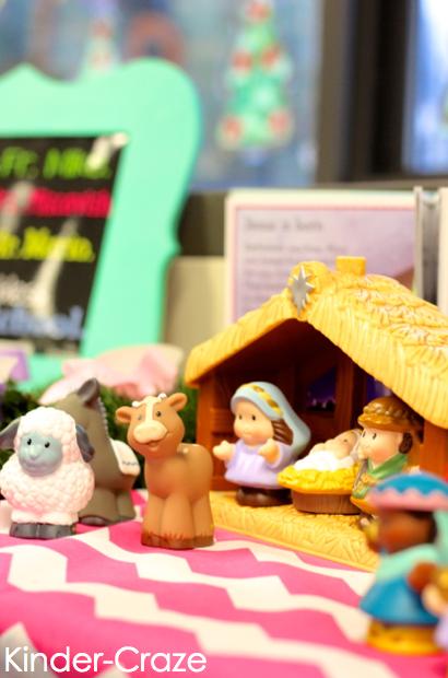 Fisher price Nativity play set