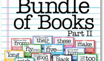 The Wait is Over for the Bundle of Books, Part 2