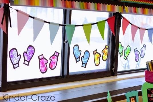 Chalkboard Paper Crafts