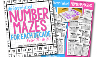 Mastering Numbers in the Teens and Twenties