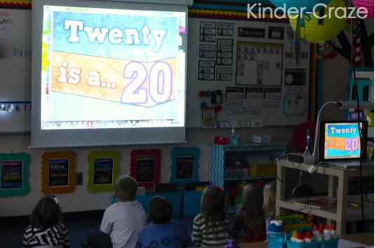 great ideas for teaching numbers in kindergarten