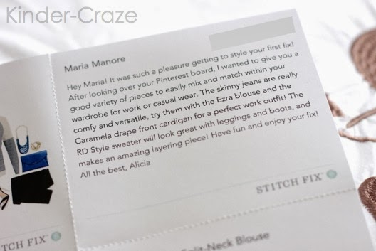 stitch fix personalized card