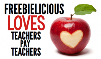 Kinder-Craze loves Teachers Pay Teachers {GIVEAWAY}