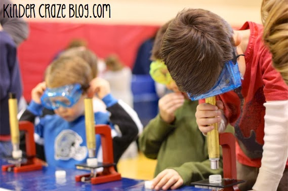 hands-on school science from COSI