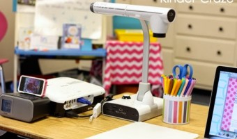 Bright Idea: The Teacher's Technology Station
