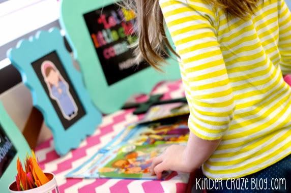 adding Christian books to a kindergarten classroom
