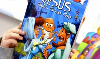 "Christian ""I Can Read"" Books Giveaway from Mardel"
