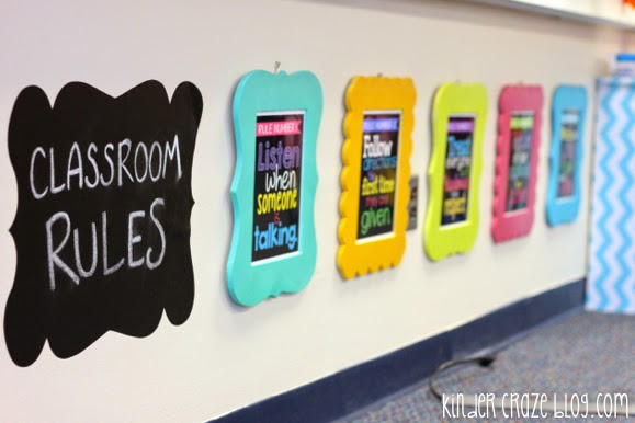 Faq All About My Classroom Rule Frames Amp Subway Art