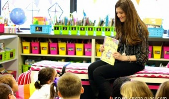 Sharing the Big Moment in a Kindergarten Classroom