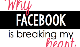 Why Facebook is Breaking My Heart… And What We Can Do About It