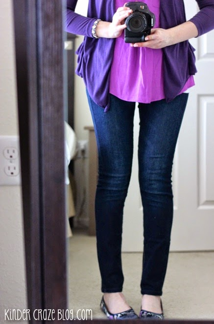 Stitch Fix is a personal styling service that ships 5 hand-picked clothing pieces each month. Check out what this blogger got in her fix