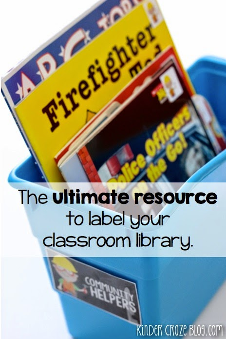 this blog post has SO many tips for classroom library organization