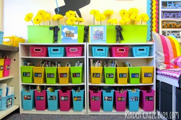 Classroom Library Organization Simplified