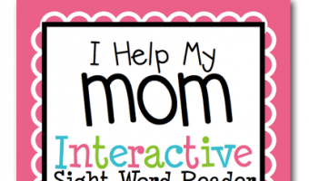 FREE Mother's Day Emergent Reader on Educents