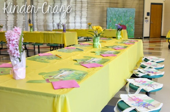 Mother S Day Classroom Decoration Ideas : Scenes from a kindergarten mother s day tea party kinder