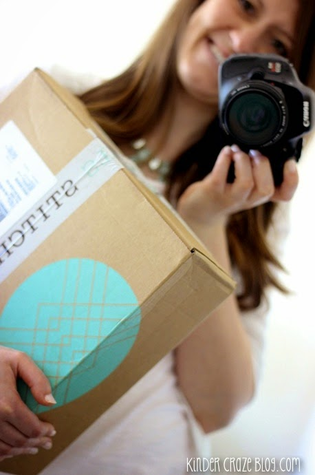 Stitch Fix personal styling service for the busy woman