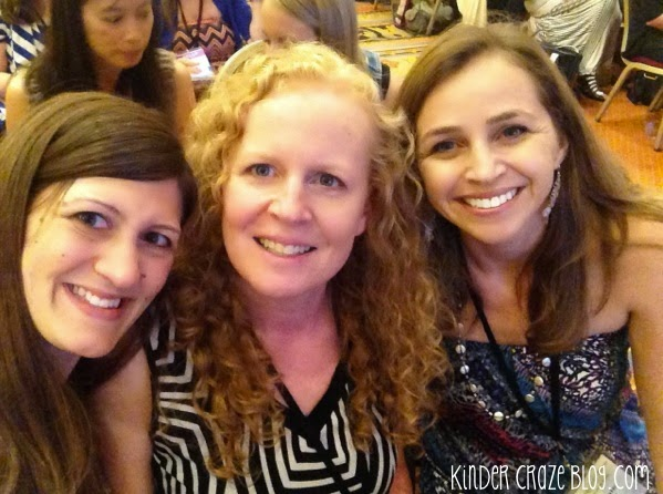 Kindergarten and First grade teacher-bloggers in Vegas