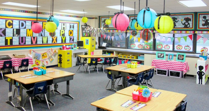 kinder craze classroom