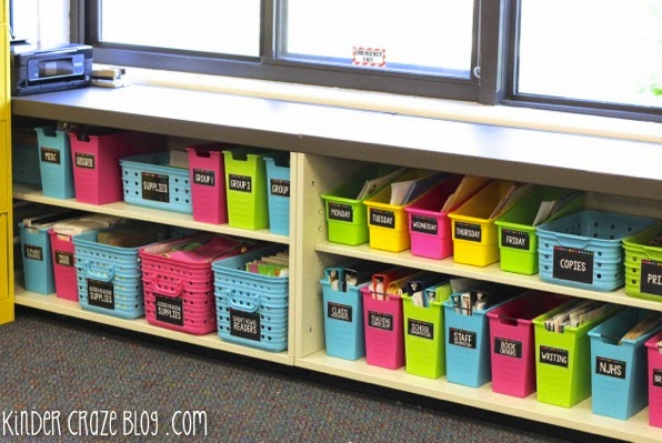 Classroom Supply Labels Are Finally Here