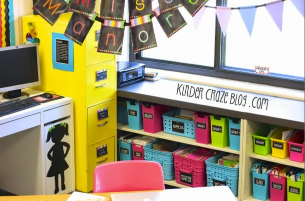 Classroom Supply Labels are FINALLY Here!
