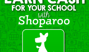 Earn Cash for Your School with Shoparoo