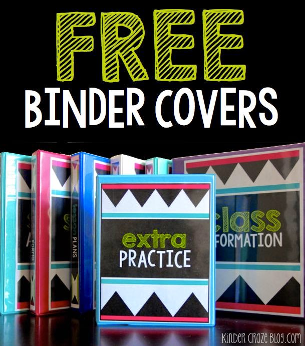 back to school organization with avery products free binder covers