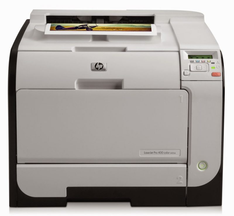 HP M45iDN laserjet printer