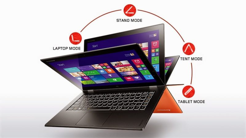 Lenovo Yoga 2 laptop