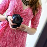 Stitch Fix pink printed dress