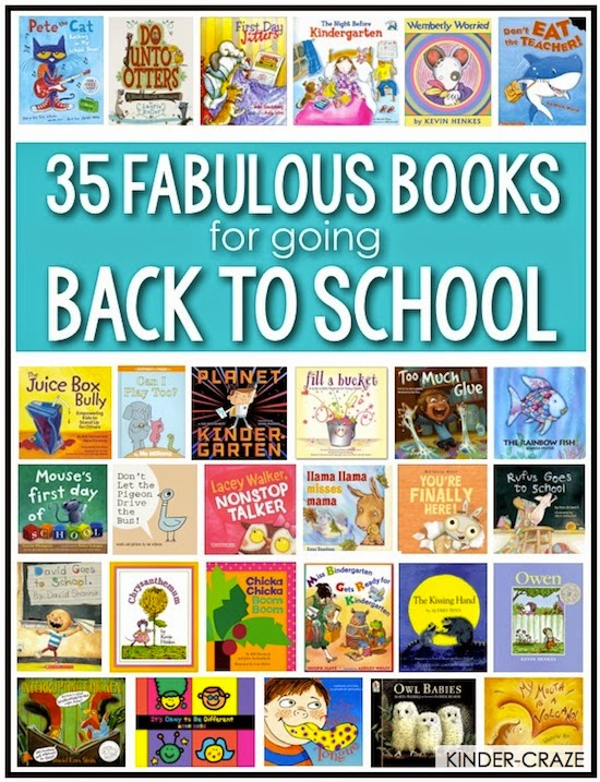 Great stories about Going Back to School