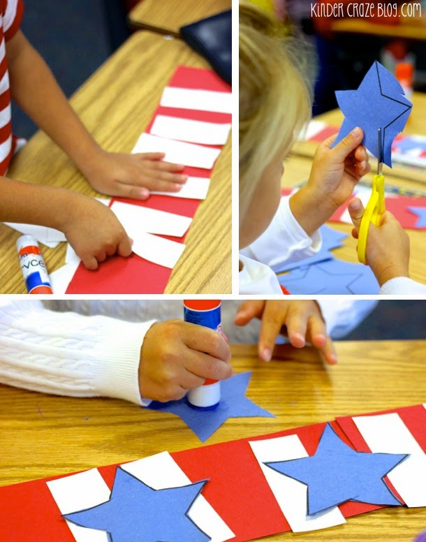 Ideas and Resources to Teach Constitution Day in Kindergarten