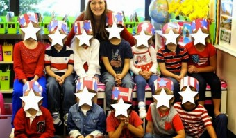 Kindergarten Constitution Day