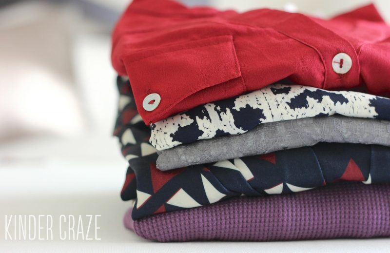 Stitch Fix is an online personal styling service for women. I love the clothing that came in this blogger's fix!