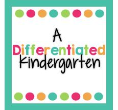 A Differentiated Kindergarten button