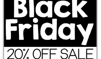 Big Savings for Black Friday and Cyber Monday