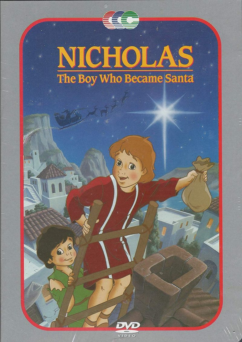 Learn about St. Nicholas with this short cartoon movie for children