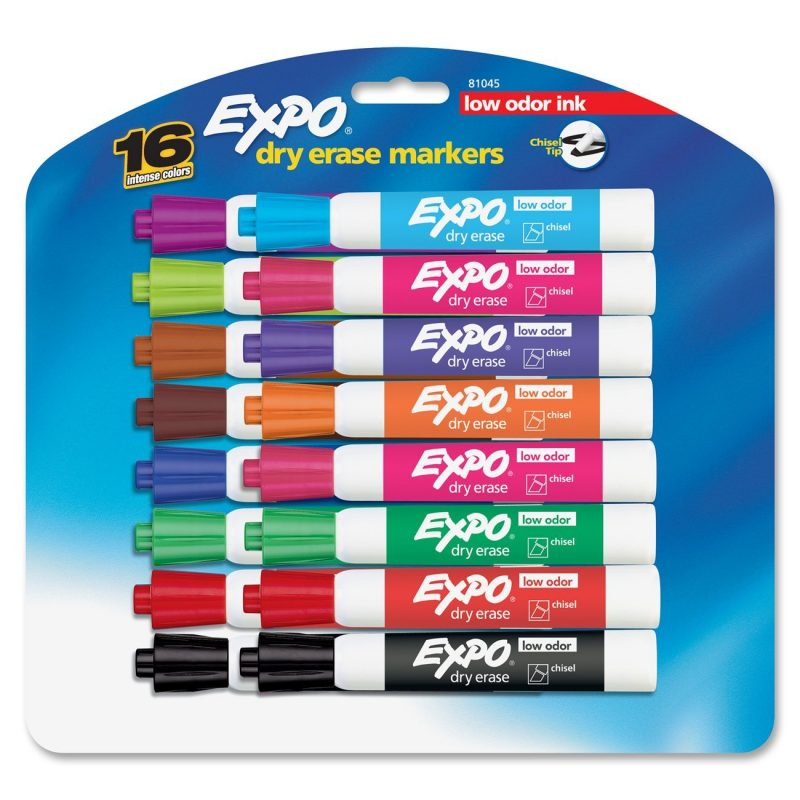 Expo 16 pack of Dry Erase markers