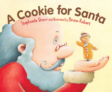 A Cookie for Santa - 25 books about Santa