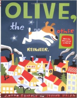 Olive the Other Reindeer - 25 books about Santa