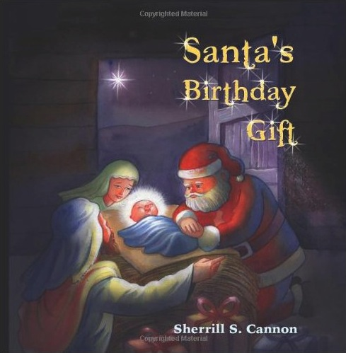 Santa's Birthday Gift - 25 books about Santa