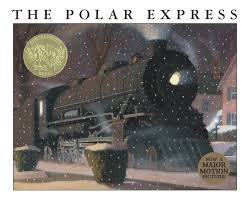 The Polar Express - 25 books about Santa
