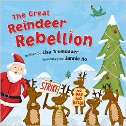 The Great Reindeer Rebellion - 25 books about Santa