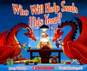Who Will Help Santa This Year? - 25 books about Santa