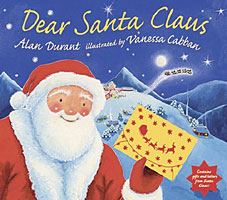 Dear Santa Claus - 25 books about Santa