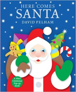 Here Comes Santa - 25 books about Santa