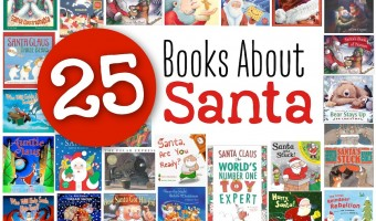 25 Books About Santa