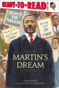 Martin's Dream (Ready to Read)